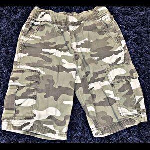 TCP | Camouflage Cargo Shorts | NWOT